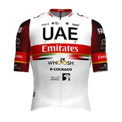 Maglia Squadra UAE TEAM EMIRATES